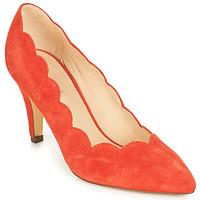 Cipők Női Félcipők André SAPHIR Piros