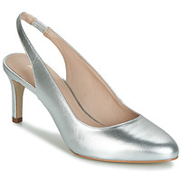 Cipők Női Félcipők André CASINO Ezüst