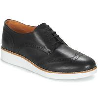 Cipők Női Oxford cipők André CAROU Fekete