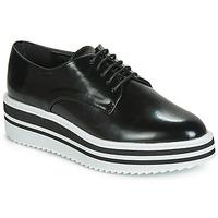 Cipők Női Oxford cipők André ATTITUDE Fekete