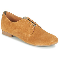 Cipők Női Oxford cipők André CAMARADE Konyak