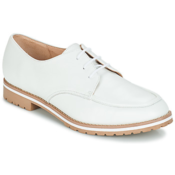 Cipők Női Oxford cipők André CHARLELIE Fehér