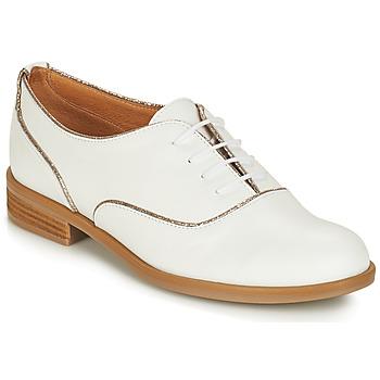 Cipők Női Oxford cipők André CHOMINE Fehér