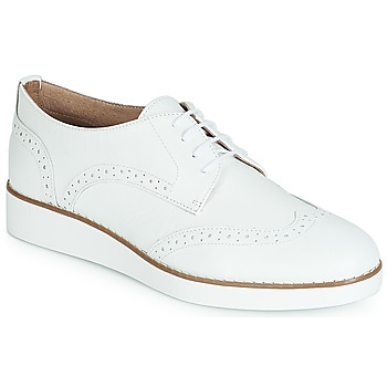 Cipők Női Oxford cipők André CAROU Fehér