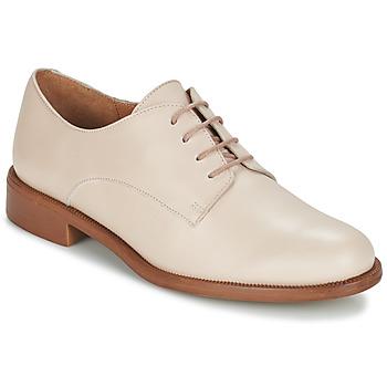 Cipők Női Oxford cipők André LOUKOUM Bézs