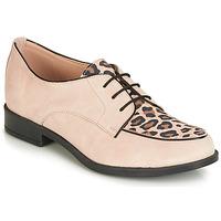 Cipők Női Oxford cipők André CAPVERT Leopárd