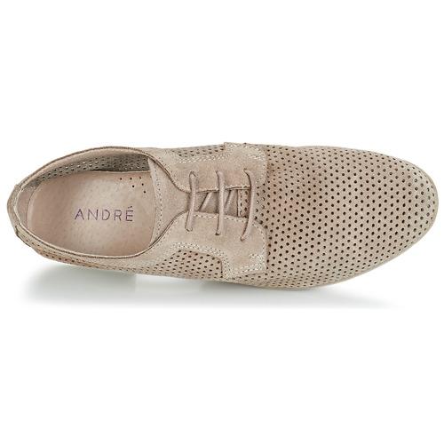 Női Oxford cipők & Dandy André SENTINELLE Bézs 13477769 crNwA