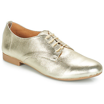 Cipők Női Oxford cipők André COMPLICITY Arany