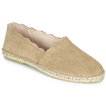 Cipők Női Gyékény talpú cipők André RHUM Tópszínű