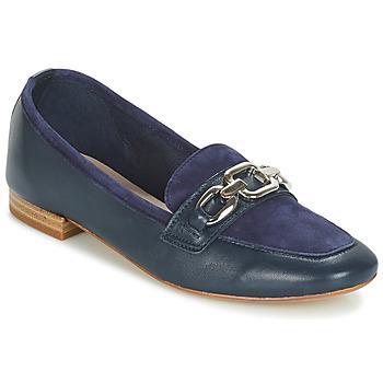 Cipők Női Mokkaszínek André CRIOLLO Kék
