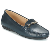 Cipők Női Mokkaszínek André CABRIOLE Kék