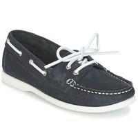 Cipők Női Vitorlás cipők André CATBOAT Kék