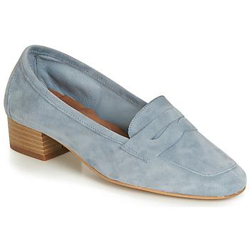 Cipők Női Mokkaszínek André SENLIS Kék