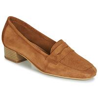Cipők Női Mokkaszínek André SENLIS Teve