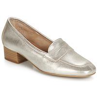 Cipők Női Mokkaszínek André SENLIS Ezüst