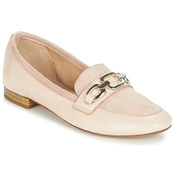 Cipők Női Mokkaszínek André CRIOLLO Rózsaszín