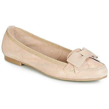 Cipők Női Balerina cipők  André CELIA Rózsaszín