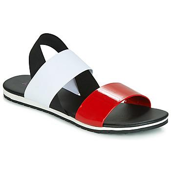 Cipők Női Szandálok / Saruk André SATANAS Piros