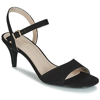 Cipők Női Szandálok / Saruk André CELLY Fekete