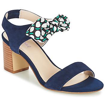 Cipők Női Szandálok / Saruk André SUPENS Kék