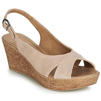 Cipők Női Szandálok / Saruk André DESTINY Bőrszínű