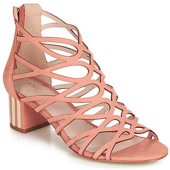 Cipők Női Szandálok / Saruk André Studio LA RAFFINEE Rózsaszín