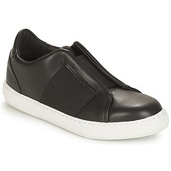 Cipők Női Rövid szárú edzőcipők André AEROBIE Fekete