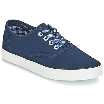 Cipők Női Rövid szárú edzőcipők André STEAMER Kék