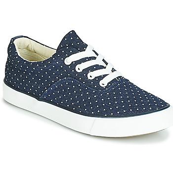 Cipők Női Rövid szárú edzőcipők André SOLENNE Kék
