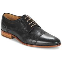 Cipők Férfi Oxford cipők André LIVING Fekete
