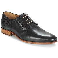 Cipők Férfi Oxford cipők André LIGURIA Fekete