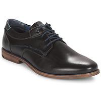Cipők Férfi Oxford cipők André COYOTTE Fekete