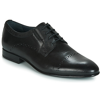 Cipők Férfi Oxford cipők André STANDING Fekete
