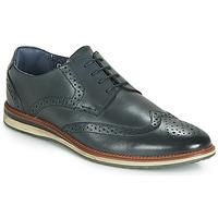 Cipők Férfi Oxford cipők André FLIPPER Kék