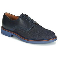 Cipők Férfi Oxford cipők André RAMEL Kék