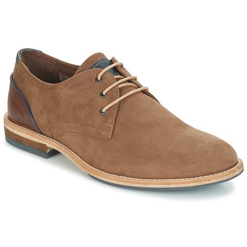 Cipők Férfi Oxford cipők André LIBERO Barna
