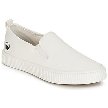 Cipők Férfi Belebújós cipők André TWINY Fehér