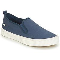 Cipők Férfi Belebújós cipők André TWINY Kék