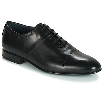 Cipők Férfi Bokacipők André REMUS Fekete