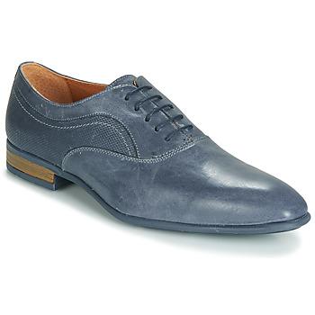 Cipők Férfi Bokacipők André SILVERSTONE Kék