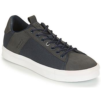 Cipők Férfi Rövid szárú edzőcipők André BRIT Kék