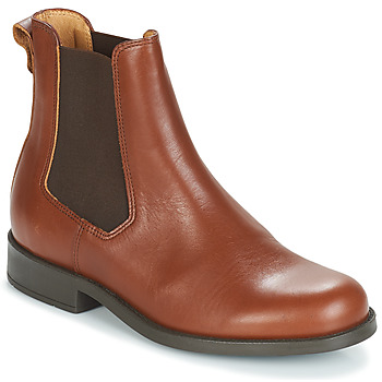 Cipők Női Csizmák Aigle ORZAC W 2 Konyak