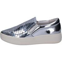 Cipők Női Belebújós cipők Uma Parker BT564 Ezüst