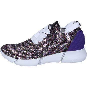 Cipők Női Rövid szárú edzőcipők Elena Iachi BT587 Sokszínű