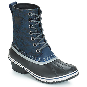 Cipők Női Hótaposók Sorel SLIMPACK 1964 Kék / Fekete