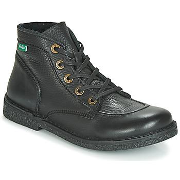 Cipők Női Csizmák Kickers LEGENDIKNEW Fekete