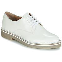 Cipők Női Oxford cipők Kickers OXFORK Fehér