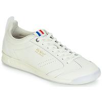Cipők Férfi Rövid szárú edzőcipők Kickers KICK 18 Fehér