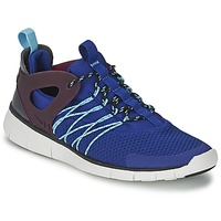 Cipők Női Rövid szárú edzőcipők Nike FREE VIRTUS Kék