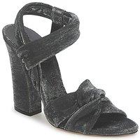 Cipők Női Szandálok / Saruk Casadei 1166N122 Fekete